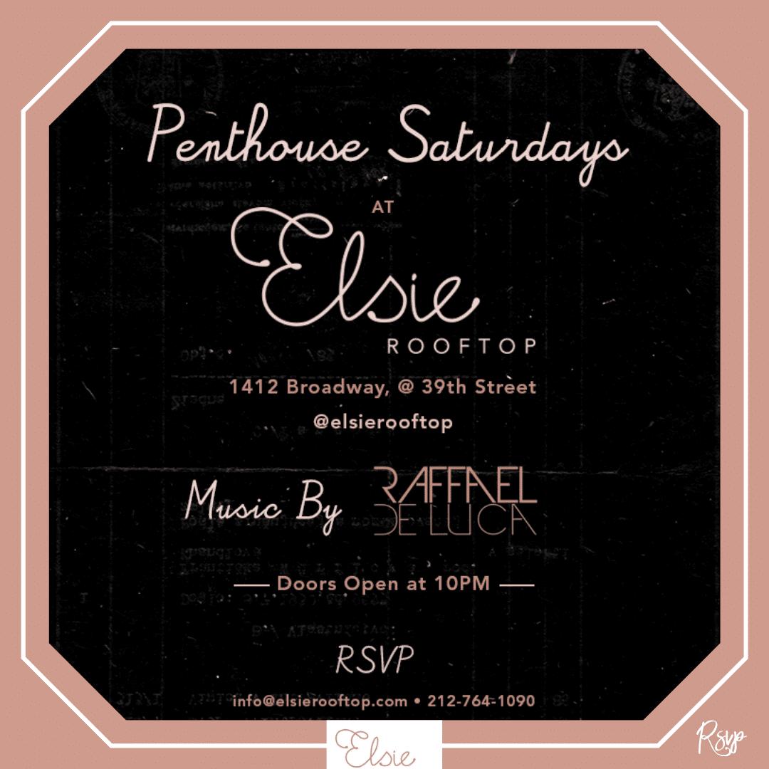 Penthouse Saturdays